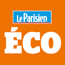 Logo Journal Le Point Eco